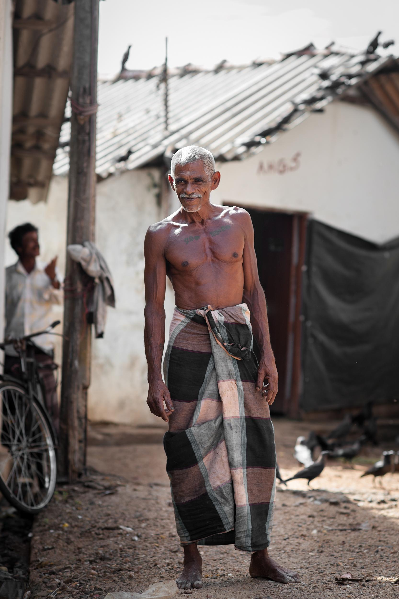 Labourer, Trincomalee