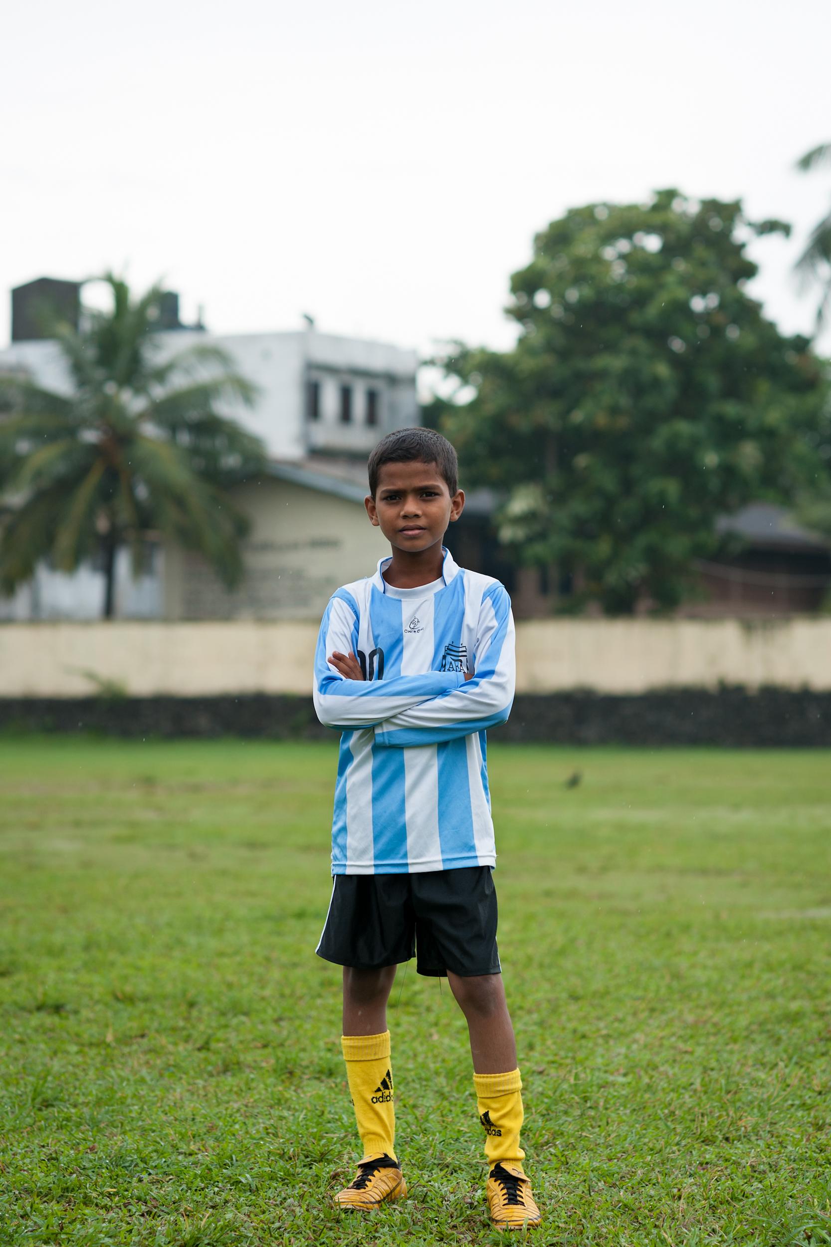 Footballer, Colombo