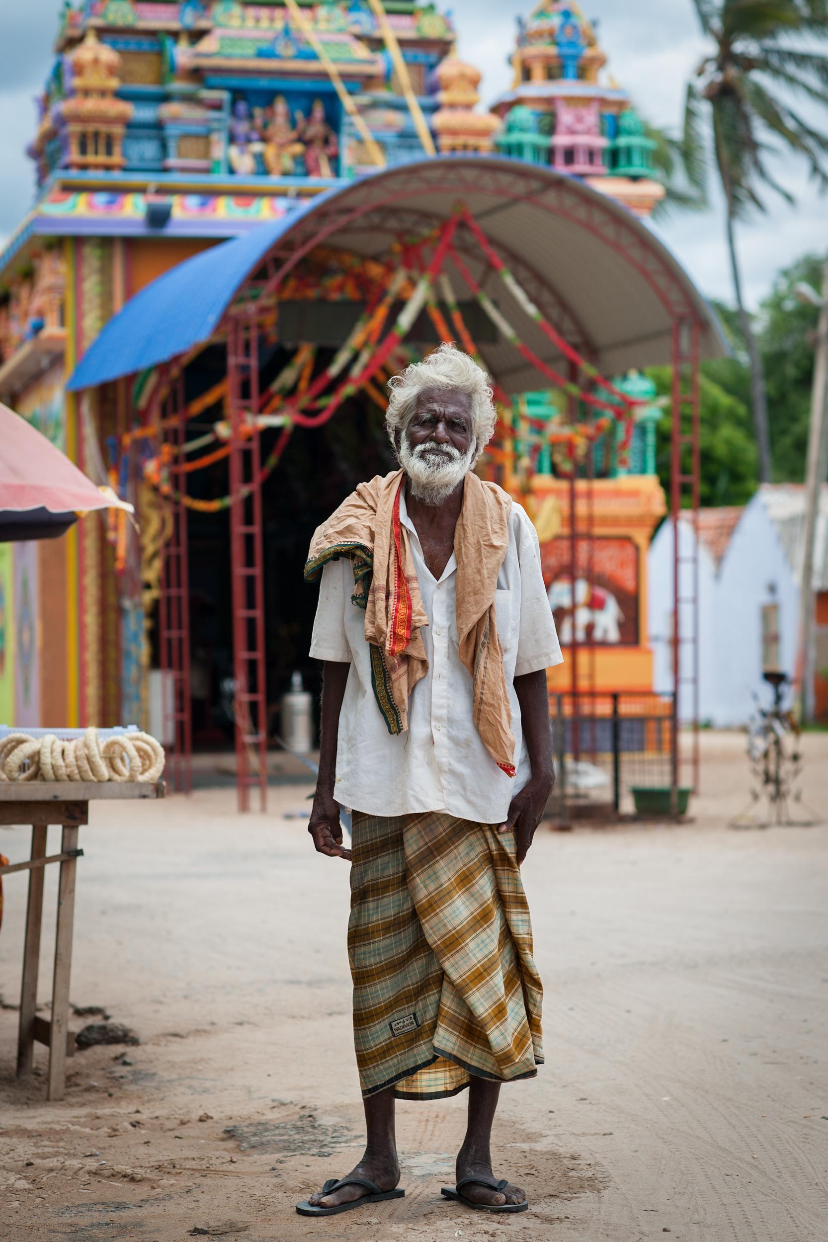 Street Beggar, Trincomalee