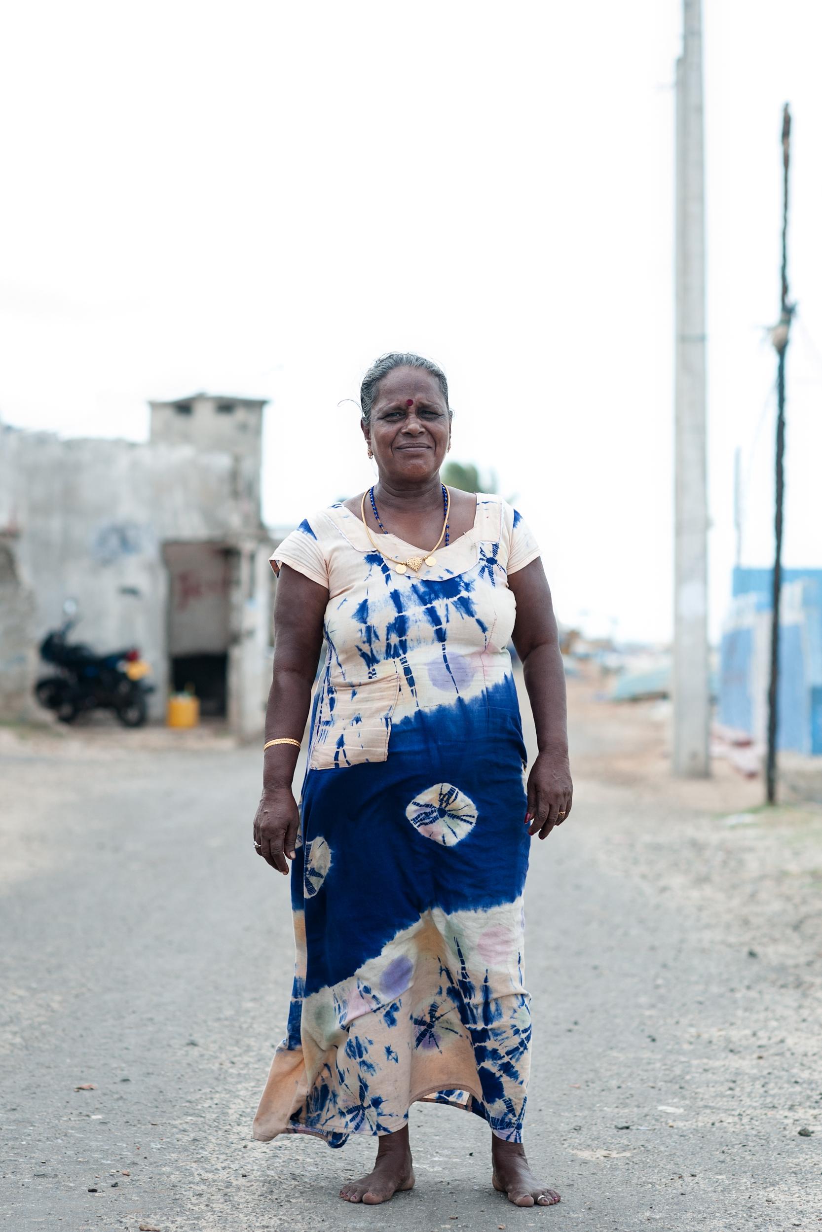 Tamil Woman, Jaffna