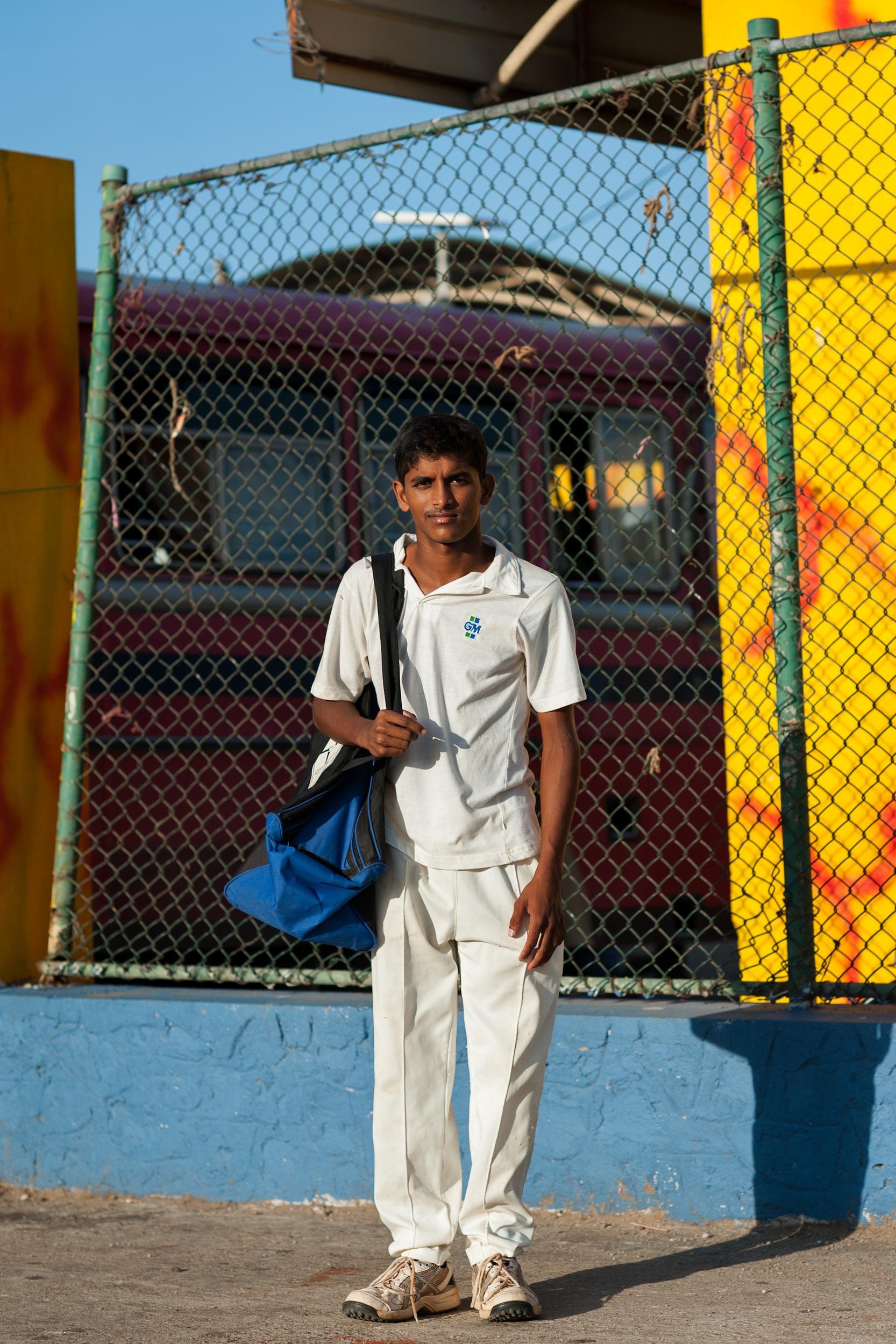 Cricketer, Trincomalee