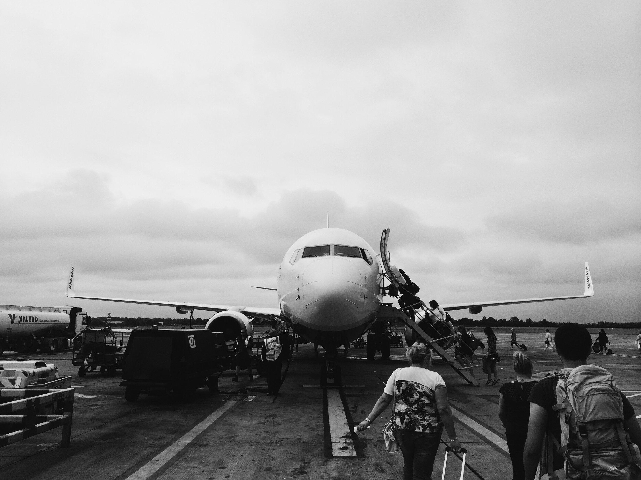 Dublin Airport, 2014