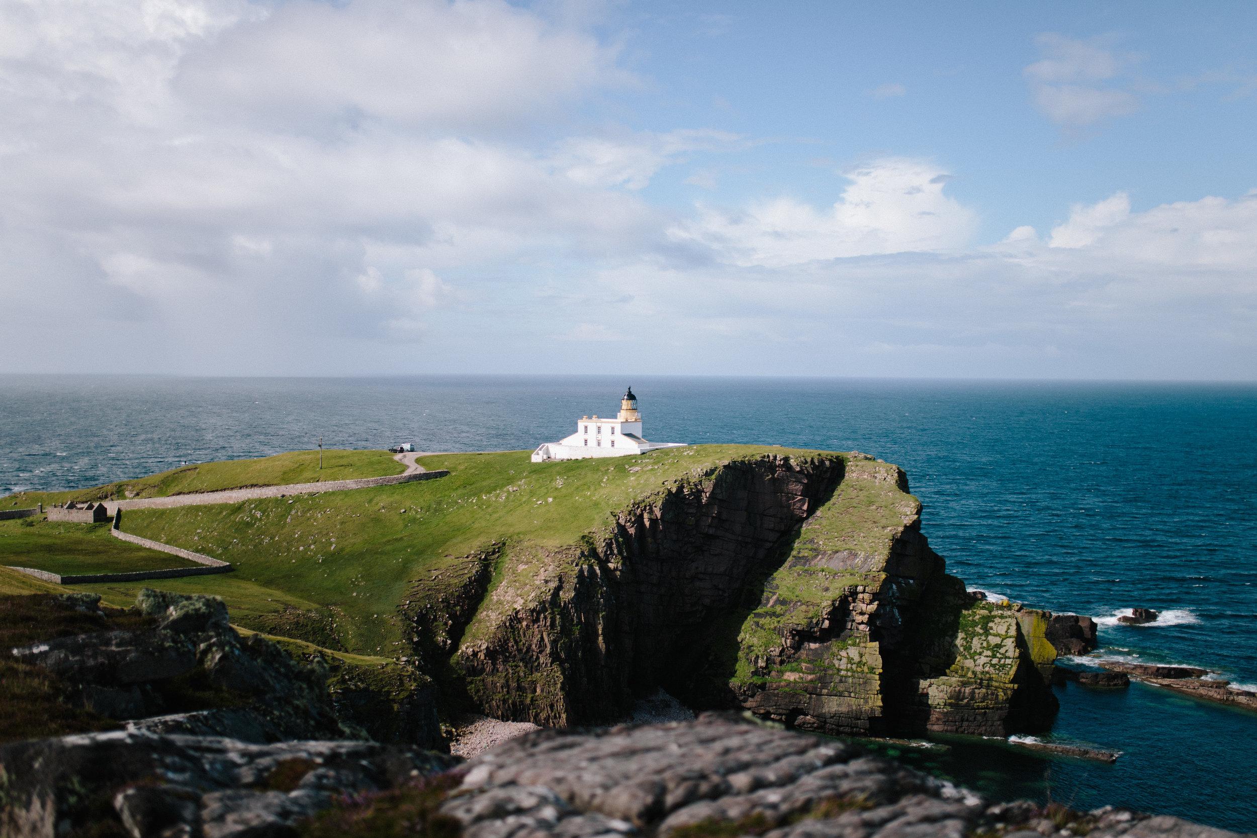 Stoer Head Lighthouse, 2017
