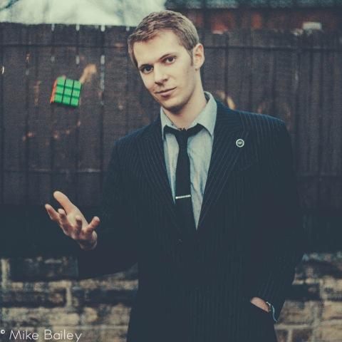 Chris Cook Charlatan Magician