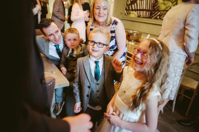 lake district wedding magician