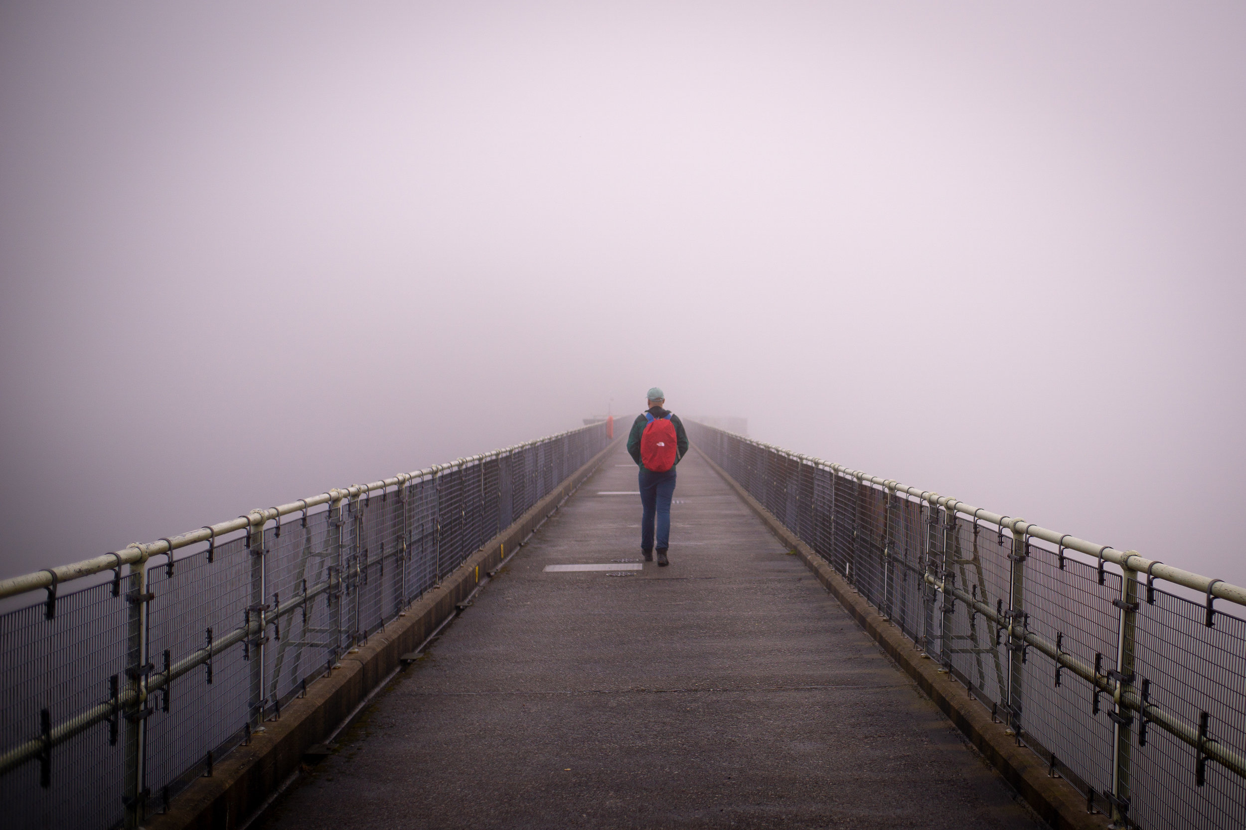Dom in the mist