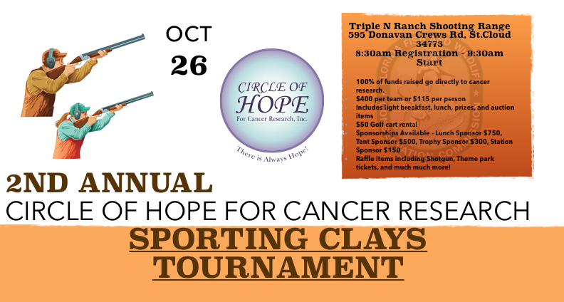 Registration — Circle Of Hope For Cancer Research Inc