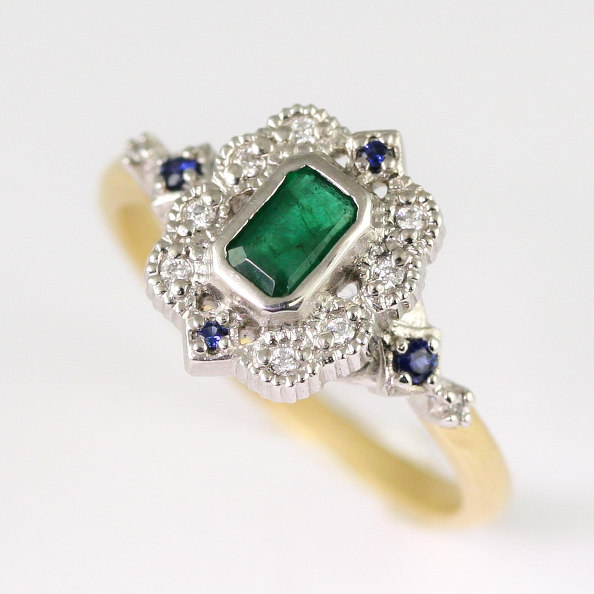 Ribbon_Frame_Emerald