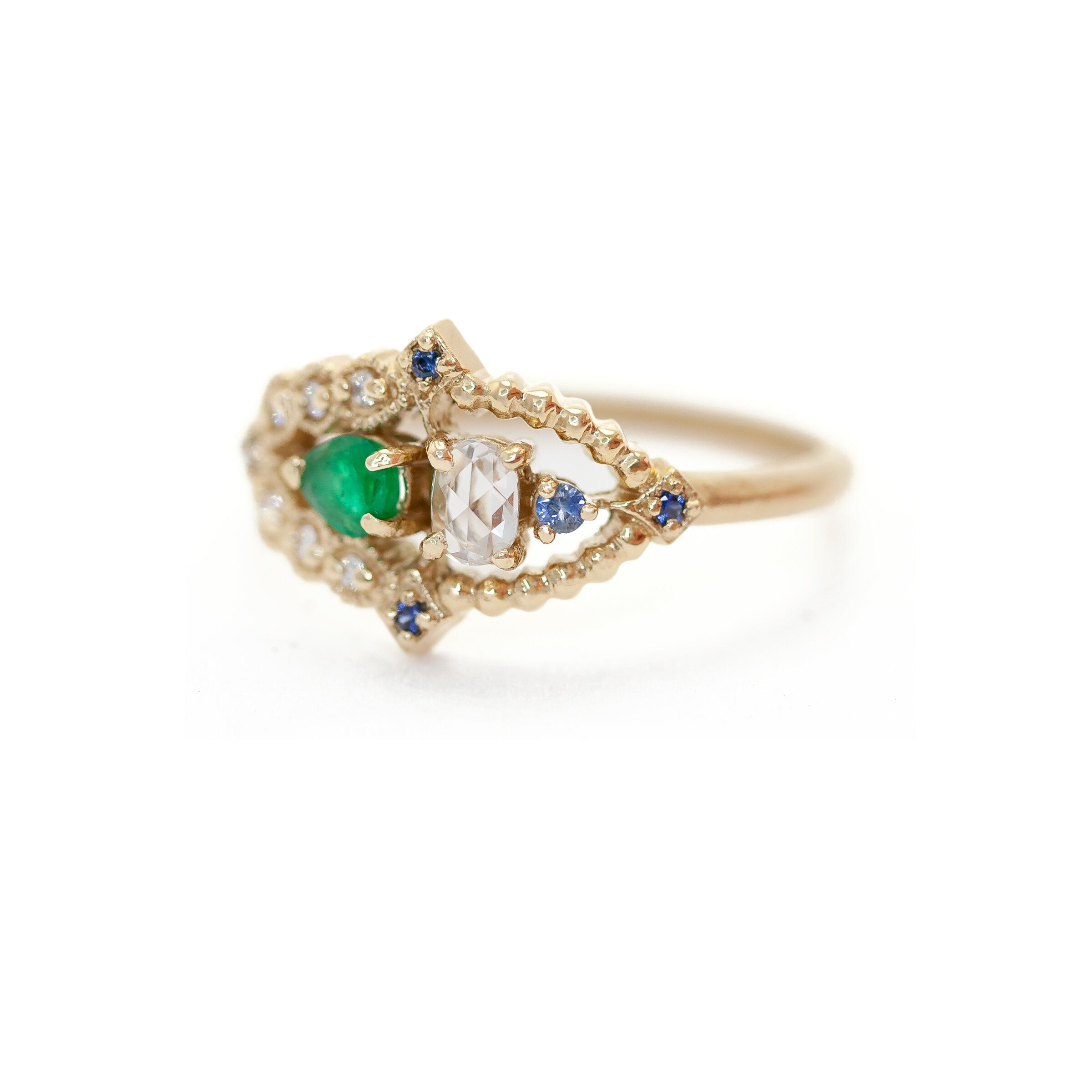 Limited Collection Calliope Ring (MT4469)