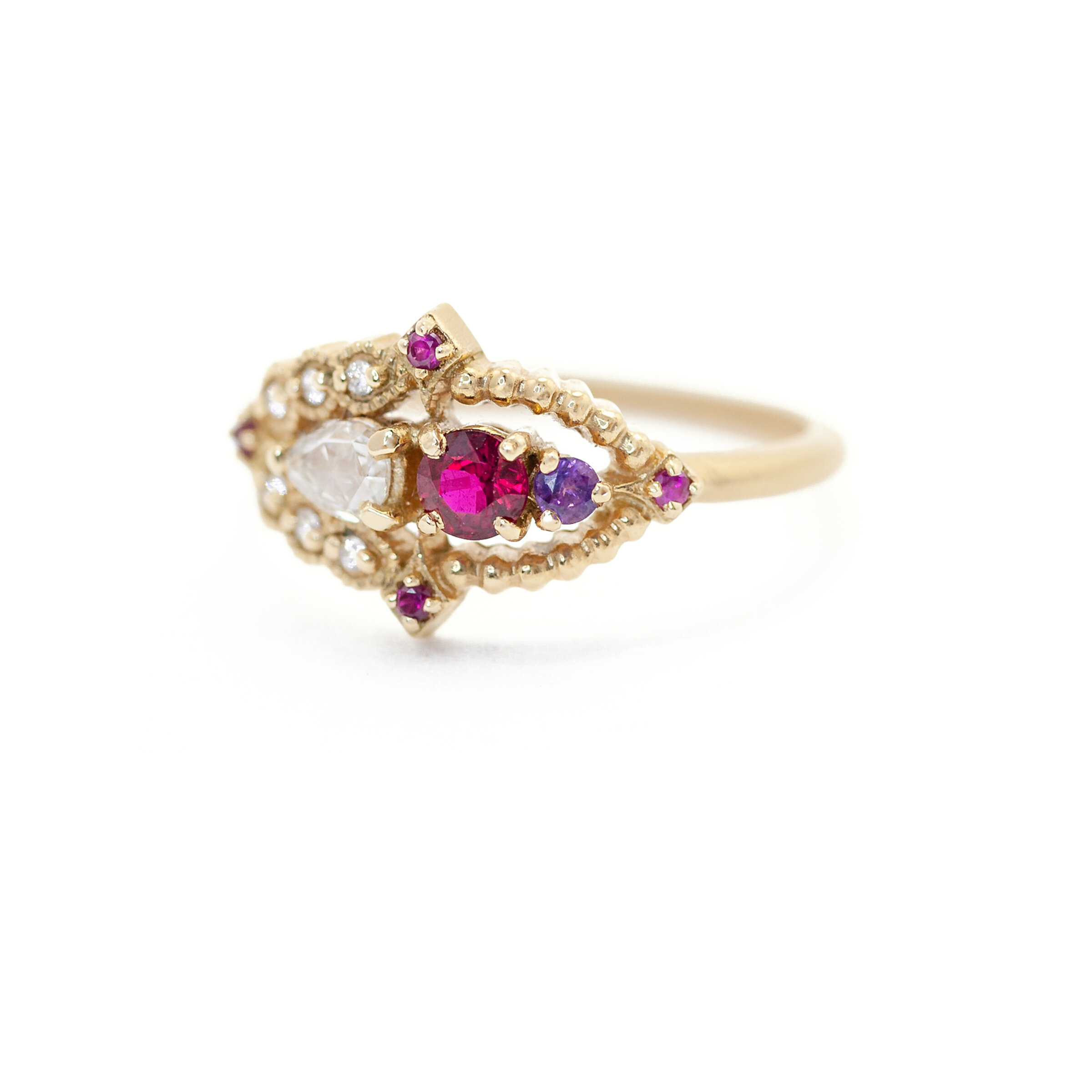 Limited Collection Calliope Ring (MT4470)