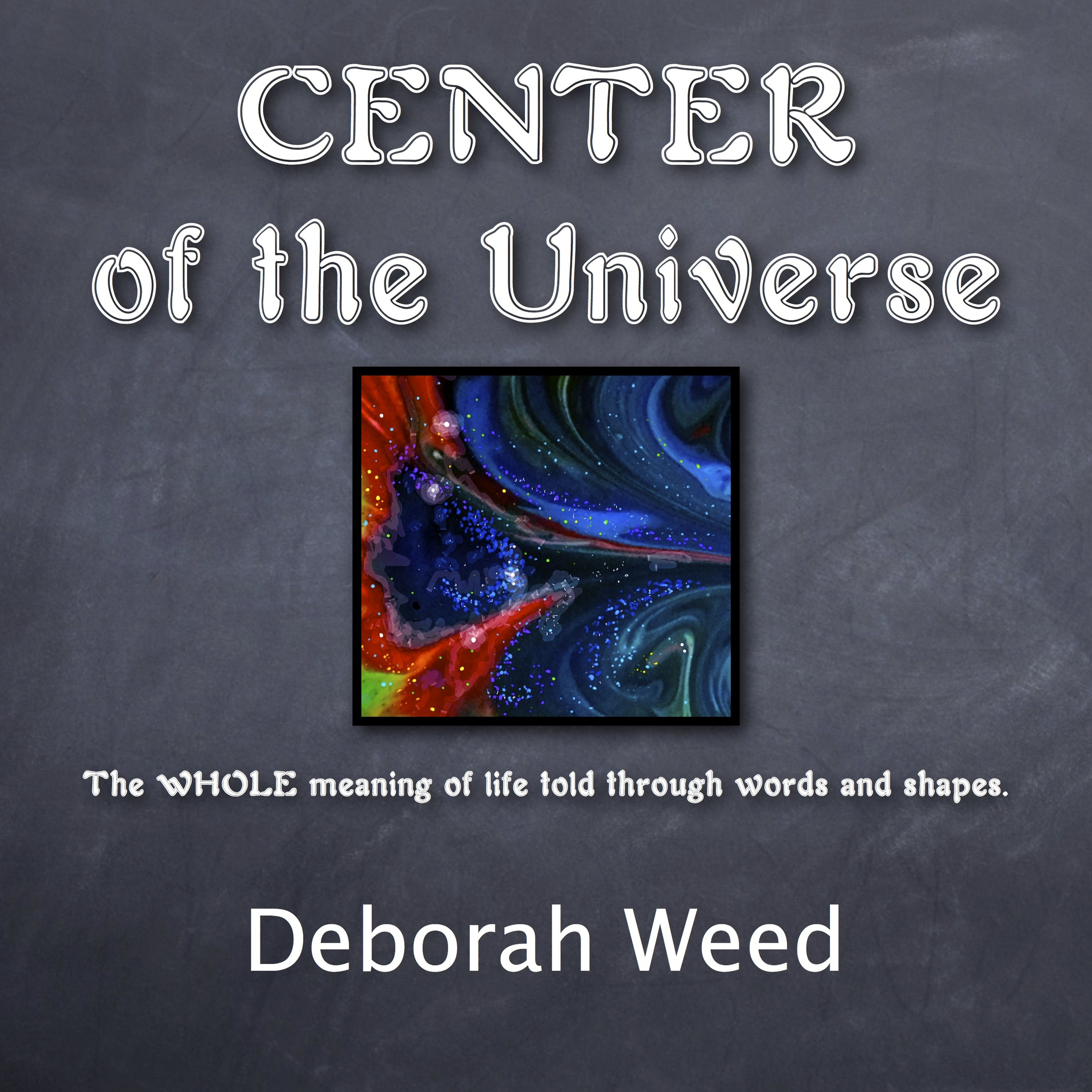 Center of the Universe:Cover only.jpg