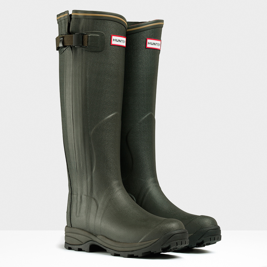 Balmoral Lady Leather Boots