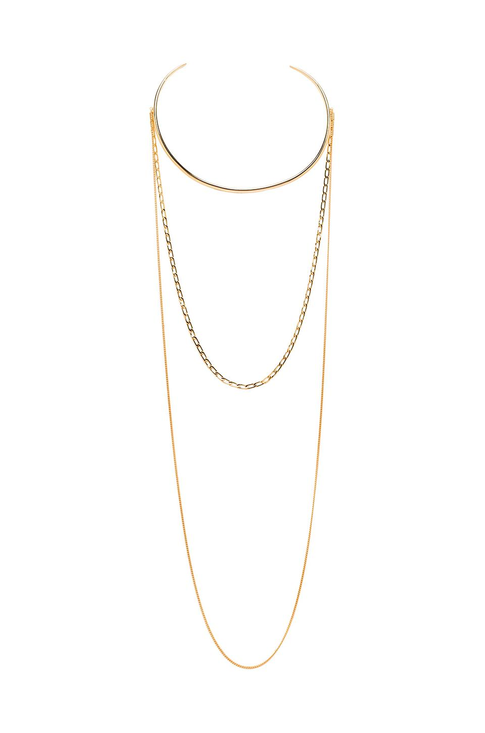 Luv AJ | The Horn Necklace
