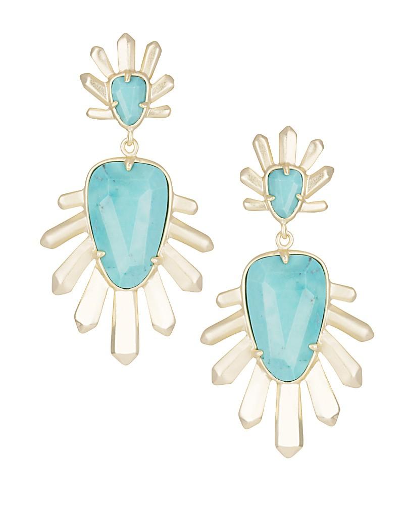 Kendra Scott | Sterling Statement Earrings