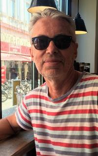 Inkognitos besökare Anders anser att caféet har
