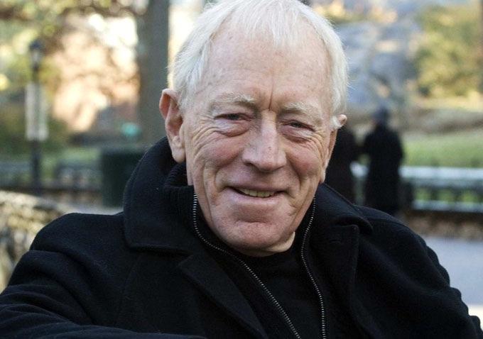 Max von Sydow, regissör/skådespelare (startade upp KatteRevyn) , Katedralskolan