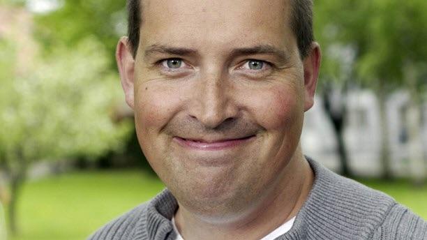 Johan Wester, komiker (känd från Hipp hipp!), Katedralskolan