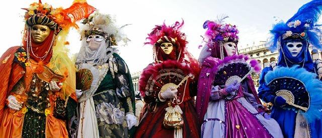 Carnival costumes