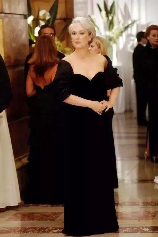 """Meryl Streep in """"The Devil Wears Prada"""""""