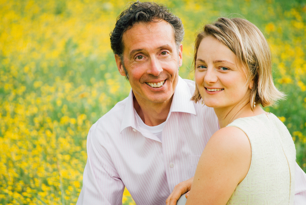 Jefre and Astrid Engagement Session