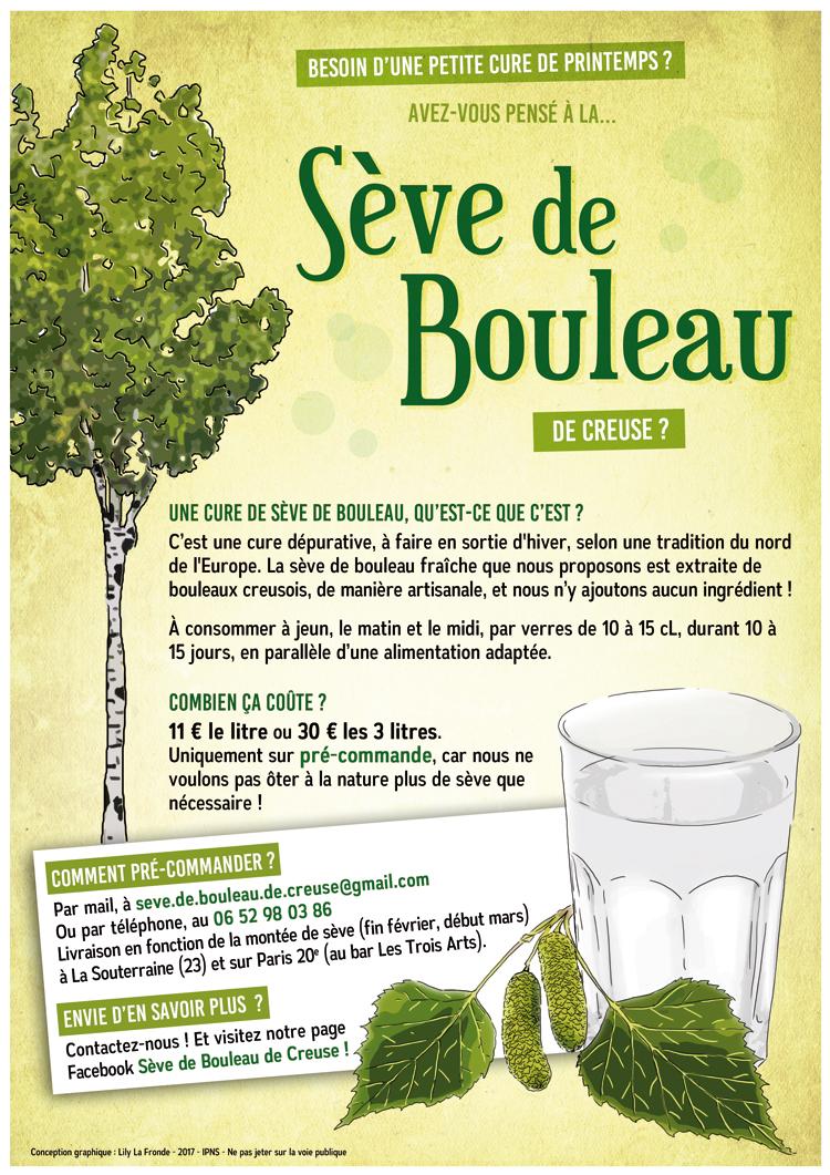 Affichettes et flyers, distribués en Creuse, à Paris, et diffusés sur les réseaux sociaux.