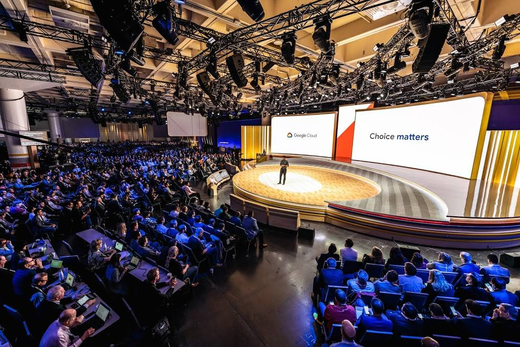 Google Cloud NEXT Conference '19 @ Moscone Center SF