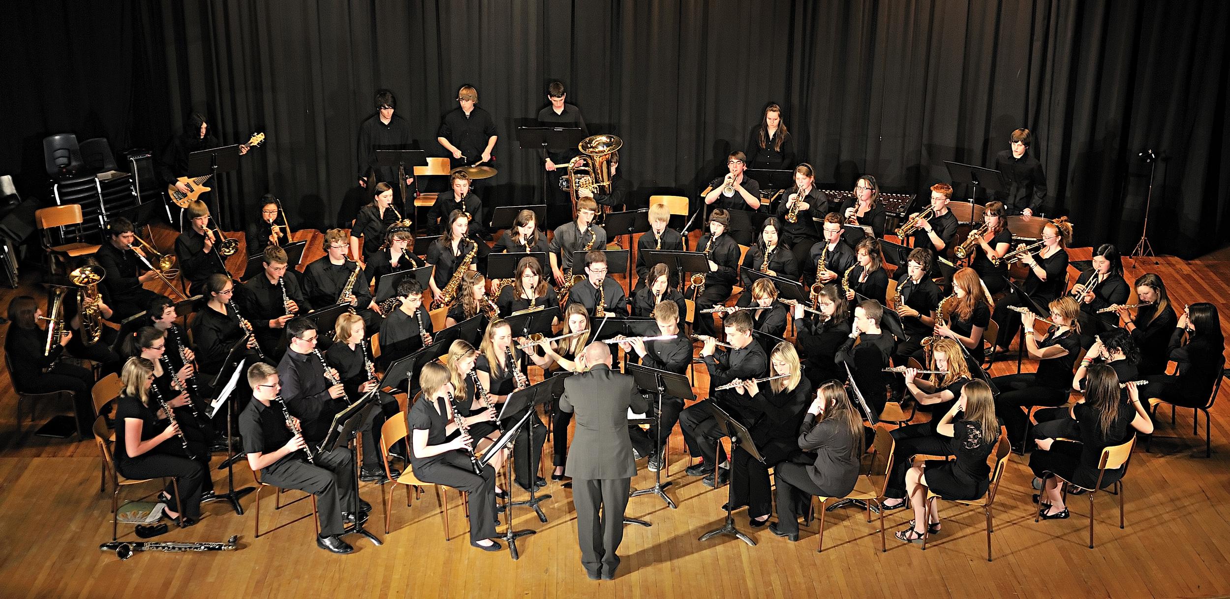 CIPA Concert Band - photo bymichaeldavies.com