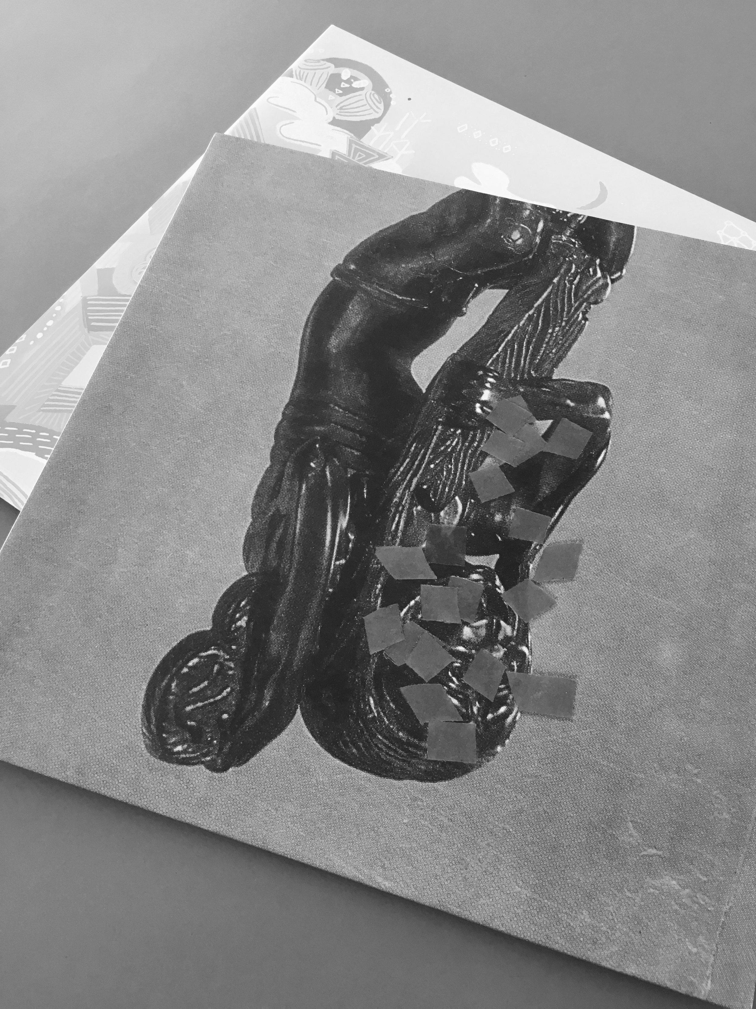 "Robert Aiki Aubrey Lowe - Kulthan12""_2017LatencyTwo Orb ReelLP_2017More Than Human"
