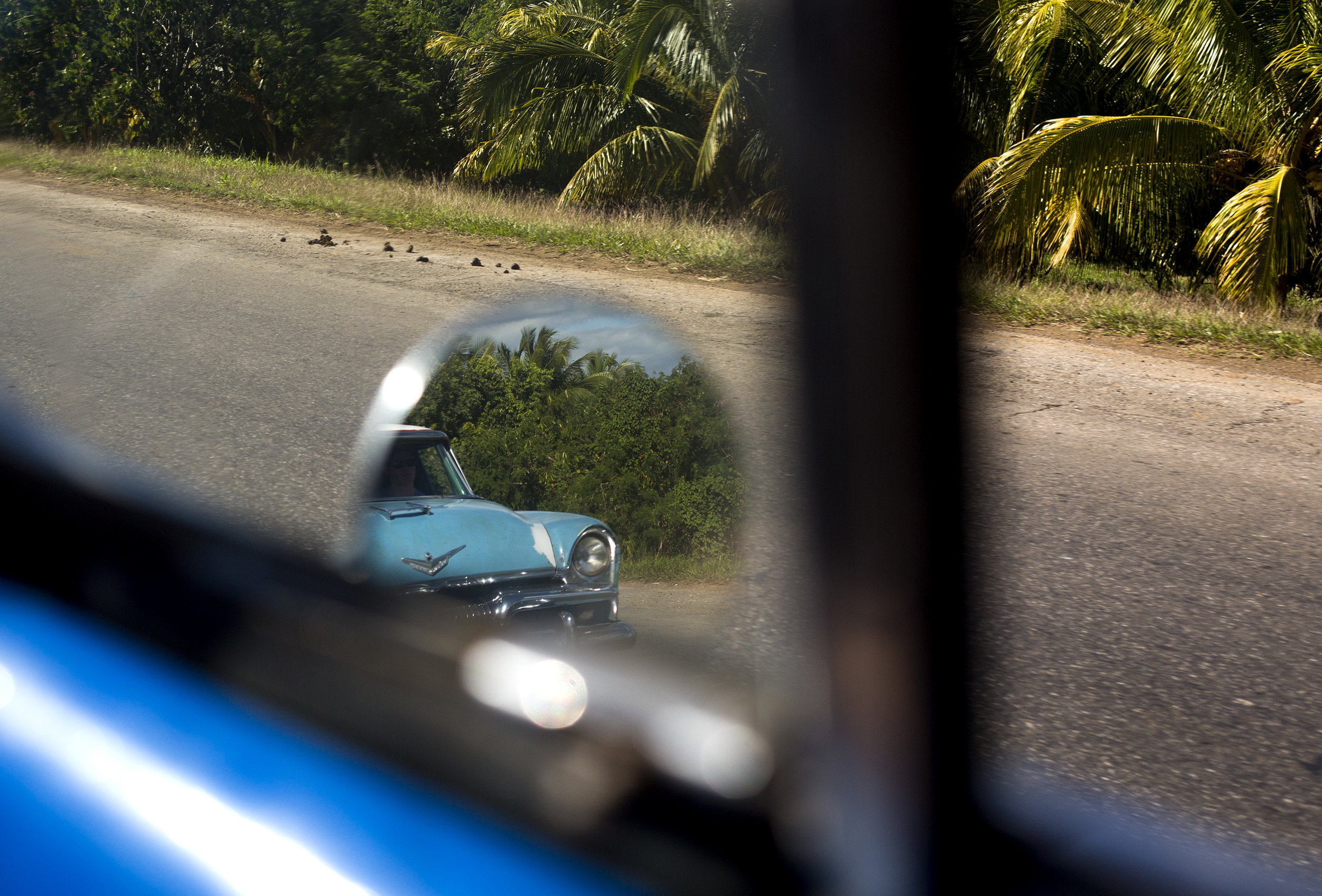 Between Havana and Viñales, Cuba.