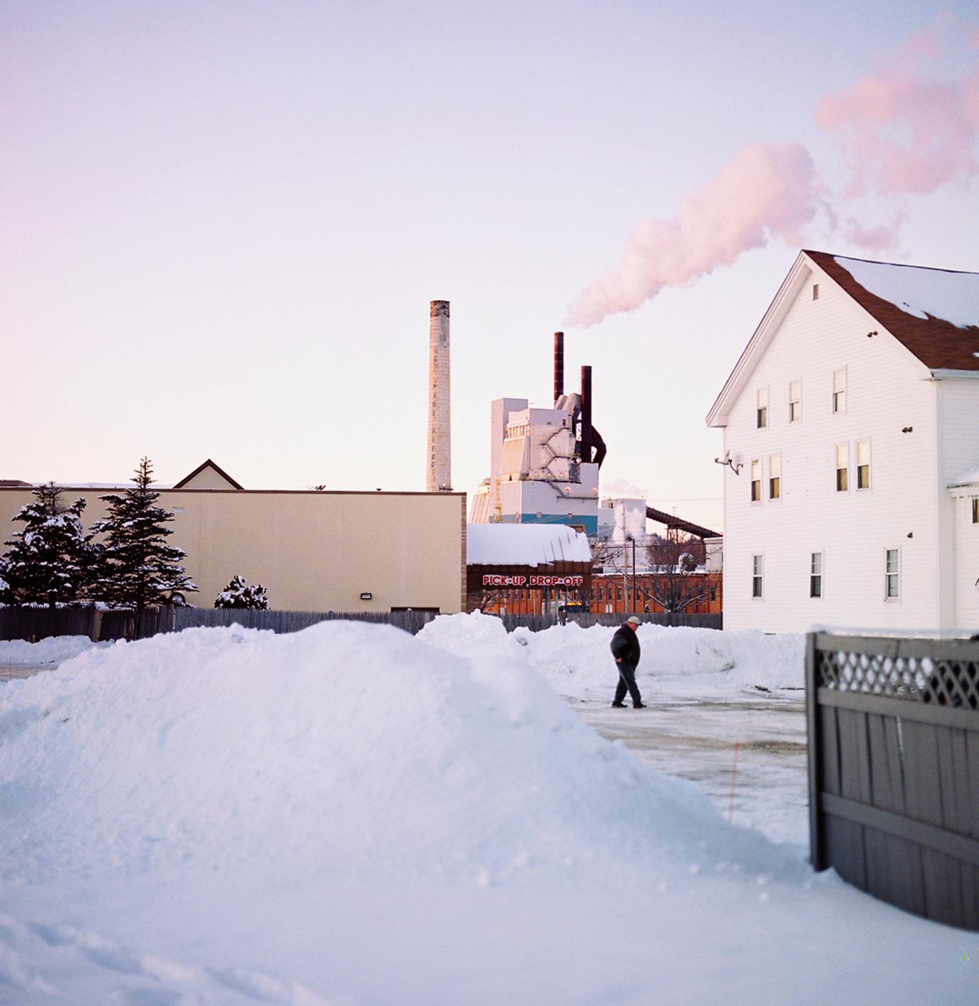 Westbrook, Maine.