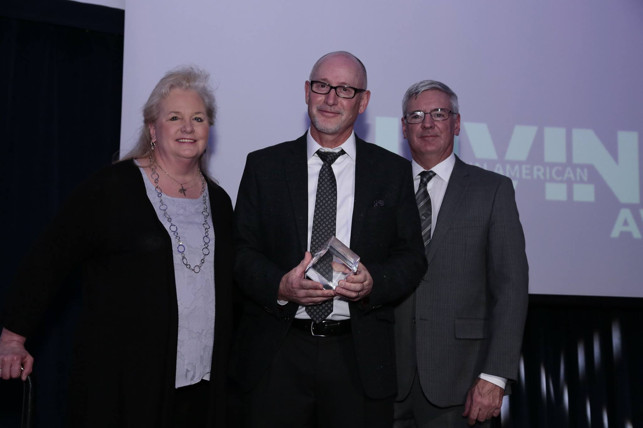 Mike Schaap receives three awards at the Best in American Living Awards Gala on January 20 in Las Vegas.
