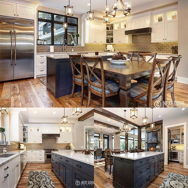 Come check out our award winning kitchen at the @lakeshoreparadeofhomes tonight 6-9pm and tomorrow 1-6pm! #lakeshorepoh #westmichigan #paradeofhomes #kitchen #kitchendesign #interiordesign #cabinetry #millwork #interiors #architecture #design #woodworking #customcabinets #quartz #mikeschaapbuilders @mikeschaapbuilders @_bekins @hombybenchmark @cambriasurfaces