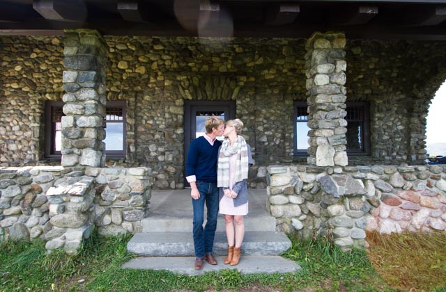Wuthering Heights:  A New England Styled Engagement Shoot