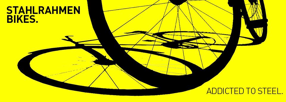 Stahlrahmen Bikes