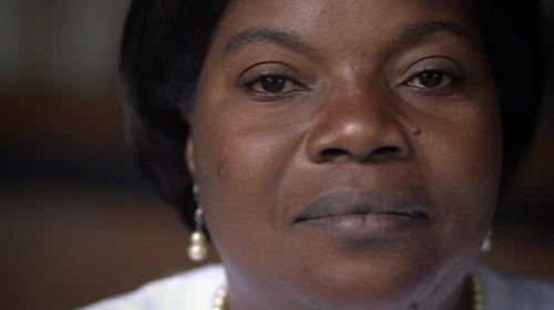 Solange Lwashiga