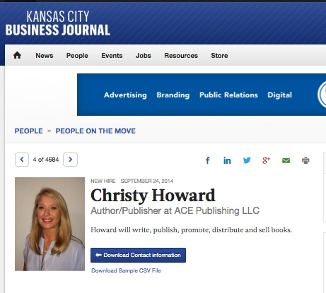 kansas City Business Journal – Christy Howard