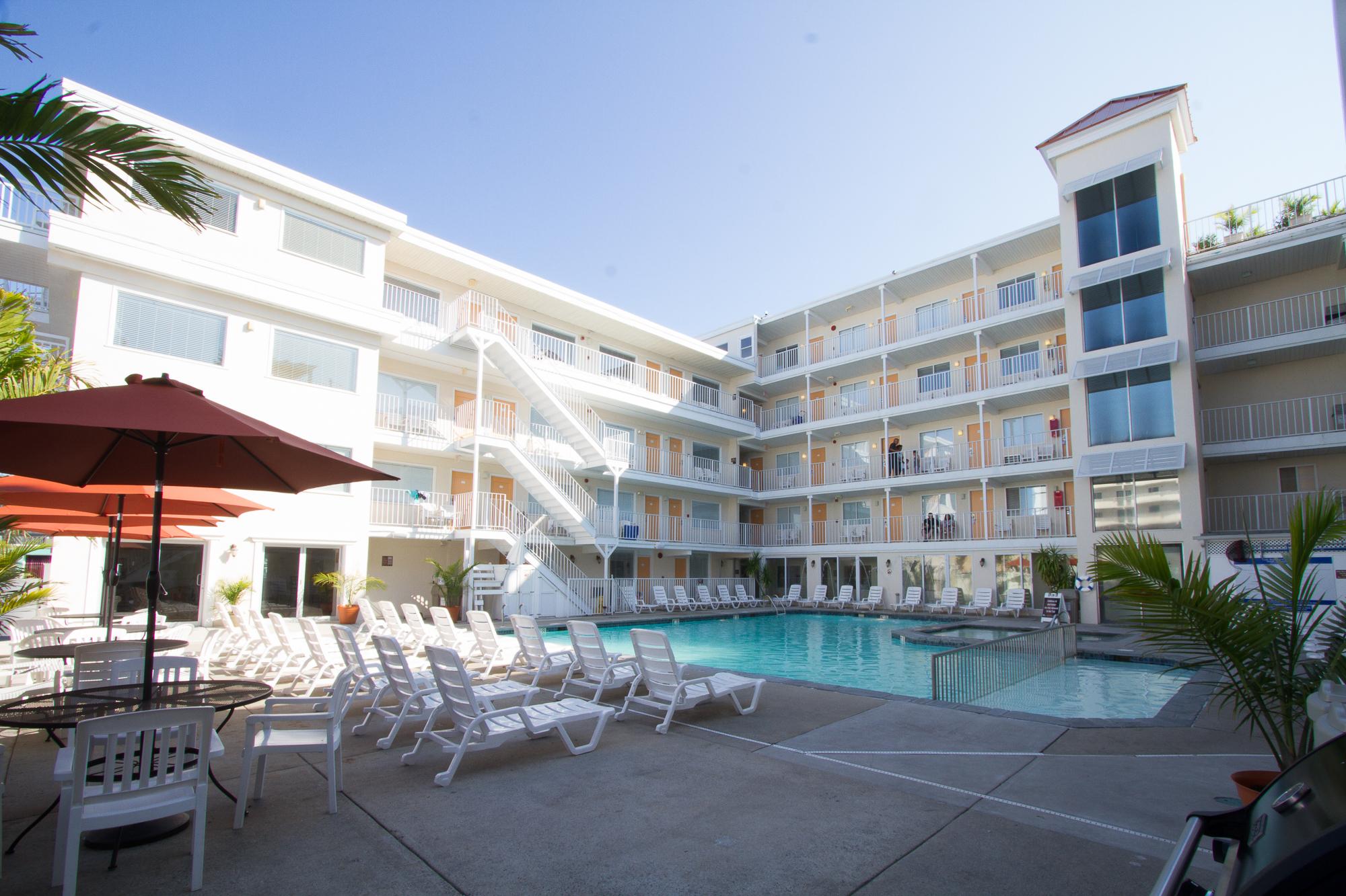 The Aqua Beach Hotel