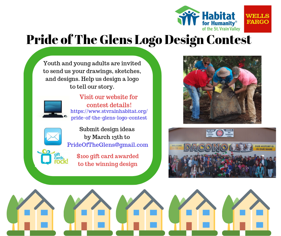 Pride of The Glens Logo Design Contest.png