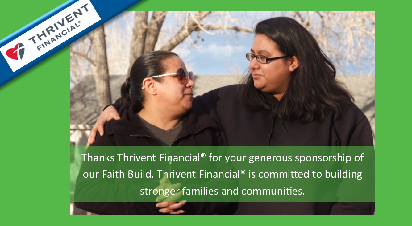 Thank you Thrivent Financial