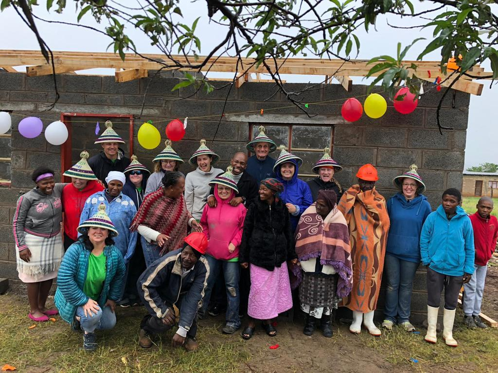 St. Vrain Habitat supports 5 international affiliates: Nepal, Paraguay, Lesotho, and Armenia. Additionally, St. Vrain Habitat helps support water and sanitation projects around the globe.