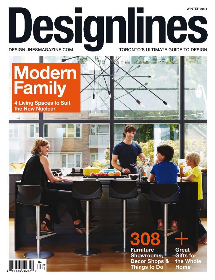 Designlines - Winter 2014