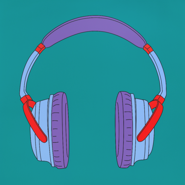 Untitled (headphones), 2014