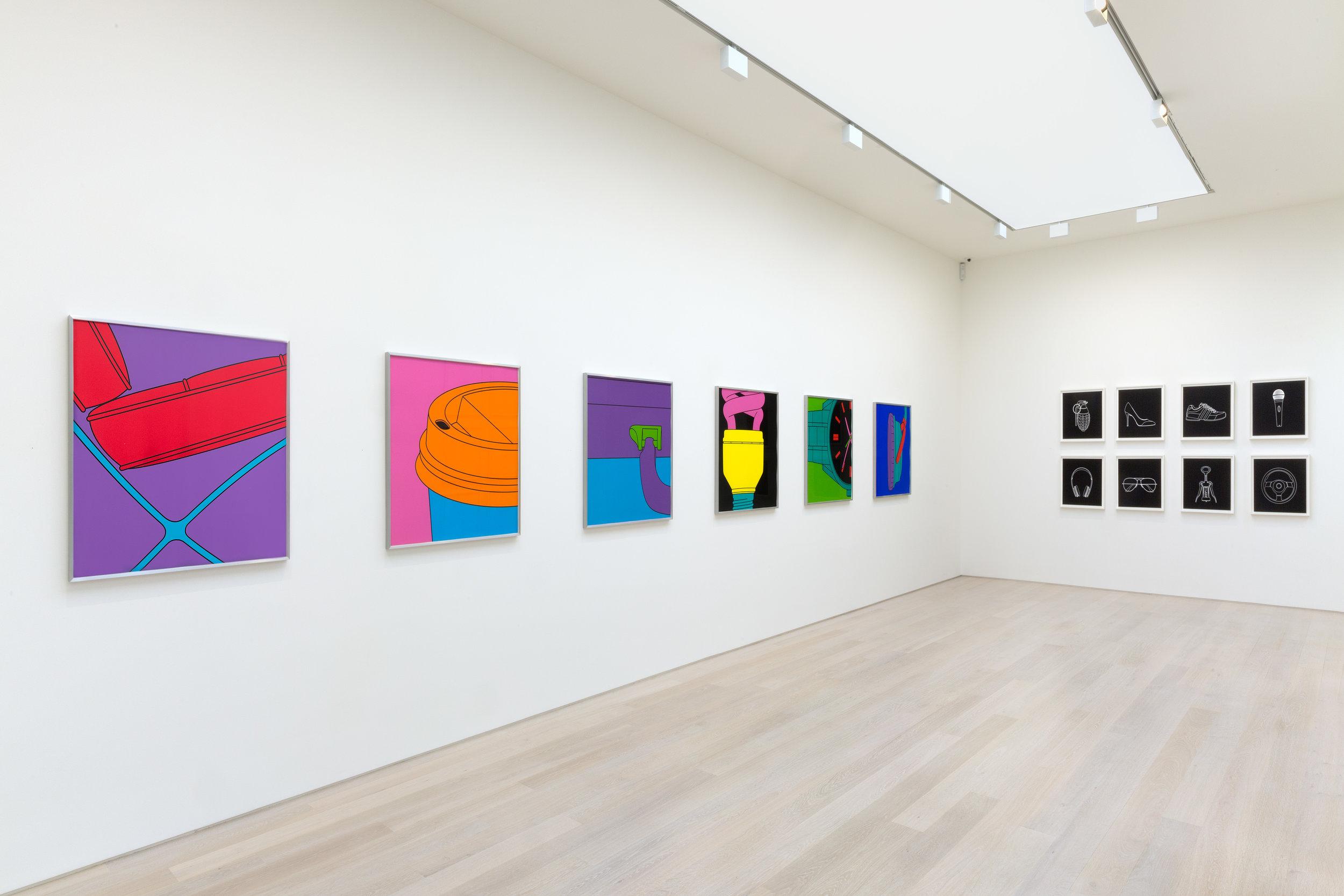 Michael Craig-Martin Quotidian_Alan Cristea Gallery 2017 installation. Photo FXP Photography (4)~hi.jpg