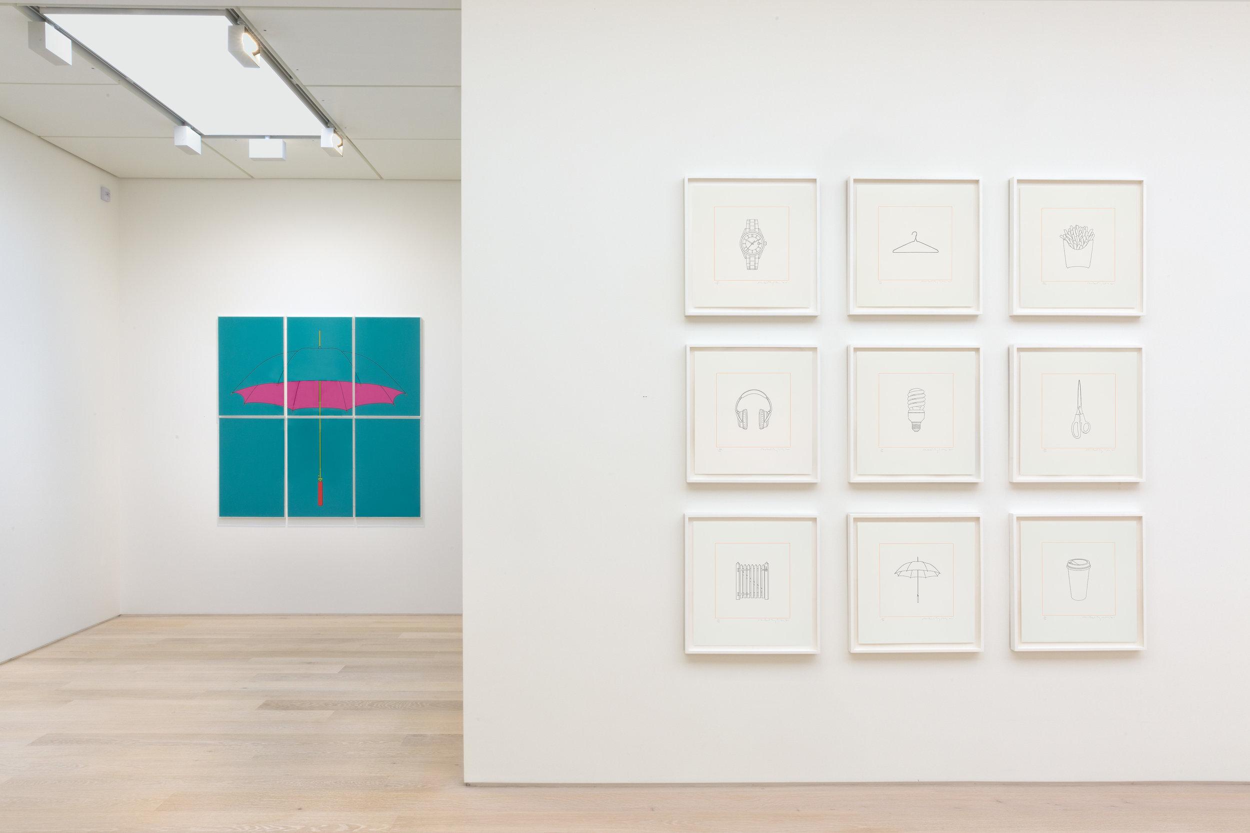 Michael Craig-Martin Quotidian_Alan Cristea Gallery 2017 installation. Photo FXP Photography (6)~hi.jpg