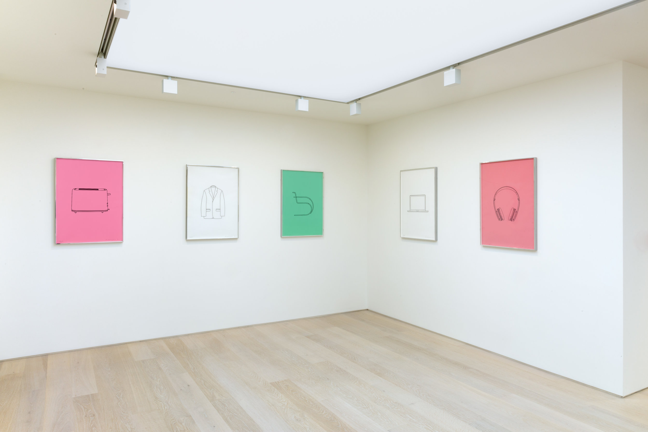 Michael Craig-Martin Quotidian_Alan Cristea Gallery 2017 installation. Photo FXP Photography (17)~hi.jpg
