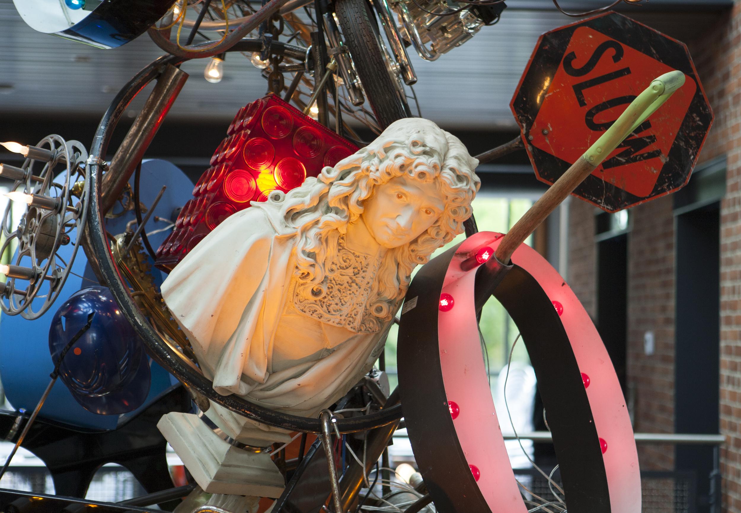 Chandelier Sculpture
