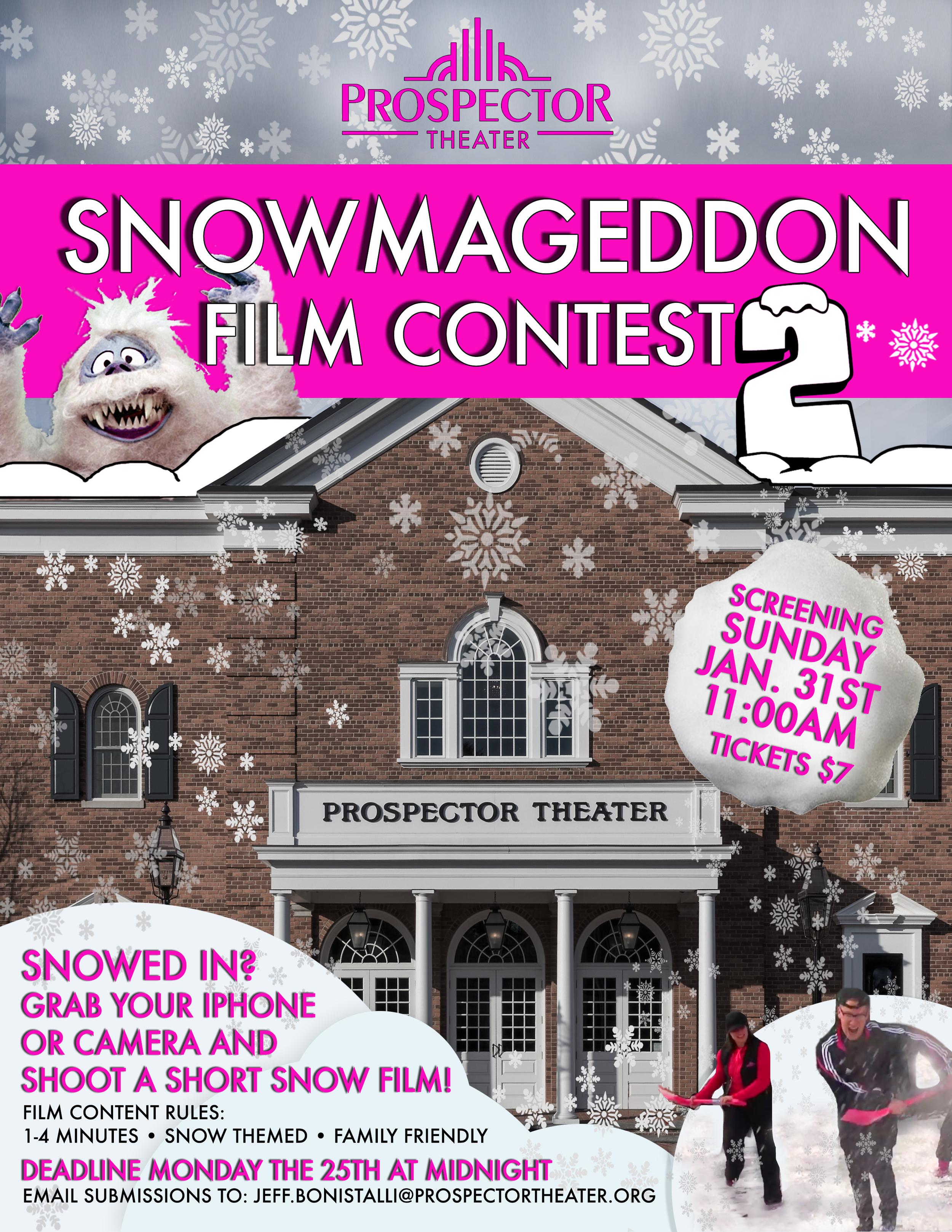 Snowmageddon Contest
