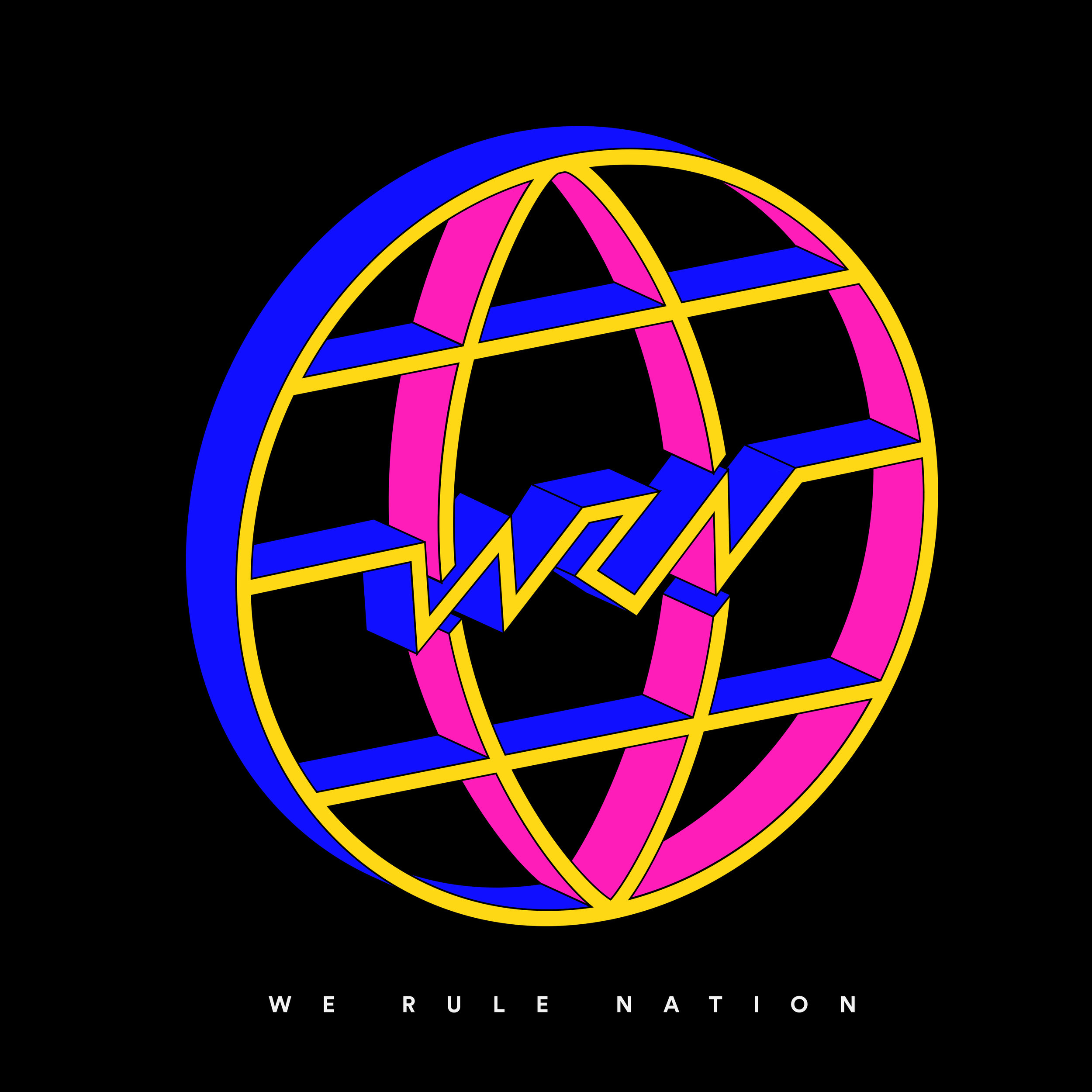 We Rule Nation - Victor Moatti (2016)