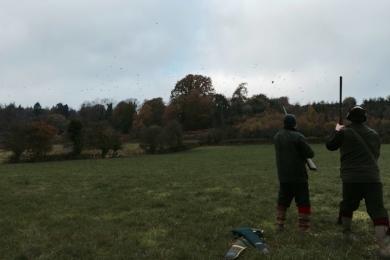 Shooting in Wicklow