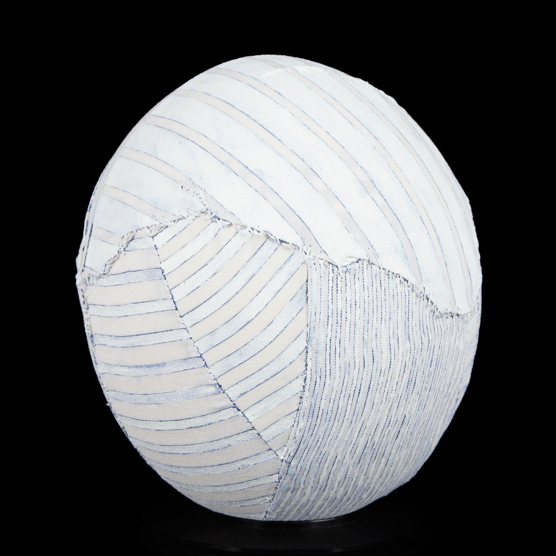 UntitledFiction  . Gouache on Fabric